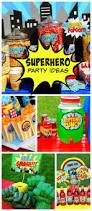 best 25 superhero party decorations ideas on pinterest