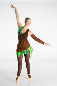 chapman in the product of the tree costume design by