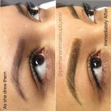 makeup classes michigan microblading 3d eyebrows permanent makeup permanent