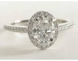 oval engagement ring with halo oval engagement rings new wedding ideas trends luxuryweddings