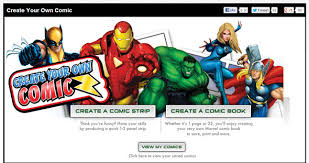 Make A Comic Meme - create your own web comics memes with these free tools