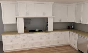 Design A Kitchen Ikea Design A Custom Kitchen Mantle With Ikea Cabinets