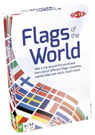 Books About Flags Flags Of The World Educational Game Amazon Co Uk Toys U0026 Games