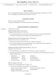 Sample Counseling Resume by Addictions Counselor Resume Sales Counselor Lewesmr