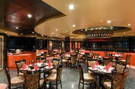 restaurant extravagant in modern combination room asian