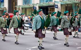 oldest st patrick u0027s day parade in the world is in the us