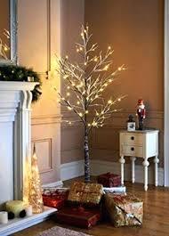 twig tree with lights pre lit outdoor tree pre lit white twig trees 4sqatl com