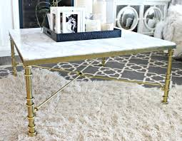 faux marble coffee table diy faux marble coffee table a purdy little house