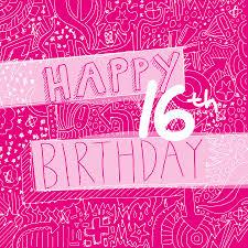 images of happy 16 birthday quotes sc