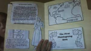 thanksgiving indians and pilgrims oney family adventures lapbook pilgrims indians mayflower