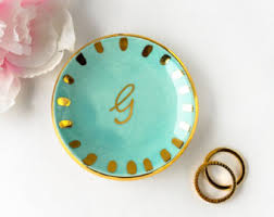 golden dish ring holder images Crystal ring holder modern mud ring holder ceramic jpg