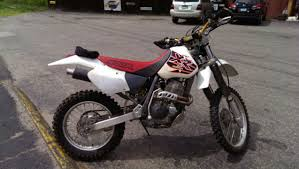 honda xr 1999 honda xr 400 sold strictly dirt