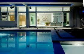 Living Room Bar Bowmont Residence Nest Architecture Inc