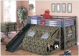 Bunk Bed With Slide Ikea Bunk Bed With Slide And Tent Foter