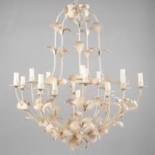 Ivory Chandelier Compiegne Chandelier Large Products