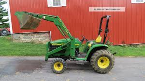 what is the best john deere 4200 compact tractor