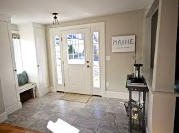 Foyer Paint Color Ideas by Sopo Cottage Dining Room And Foyer Before And After Paint
