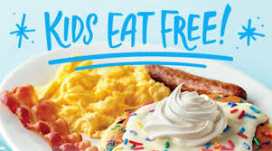 ihop black friday deals kids eat free every night at ihop limited time offer