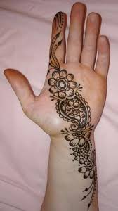 simple henna tattoo on hand hennas henna pictures and tattoo