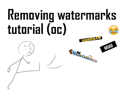 Make A Meme Without Watermark - how to remove watermarks and keep imgur clean of trash oc album