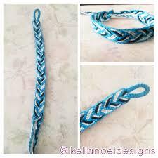 design friendship bracelet images Braided leaves design friendship bracelet kella noel designs jpg