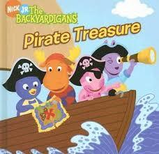 pirate treasure matthew stoddart