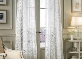 curtains platinum voile flowing sheer wide width panel beautiful