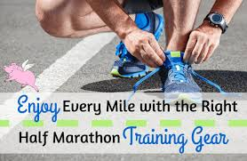 gear up essentials for your half marathon training sparkpeople