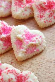 heart shaped cookies s day heart shaped spritz cookies