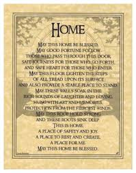blessing for the home pagan parchment poster home blessing the magickal cat online
