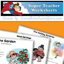 super teacher worksheets a tos review crew review raventhreads