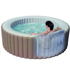 intex purespa bubble inflatable tub jacuzzi direct