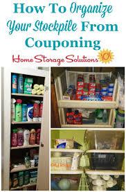 stockpile organization u0026 storage tips