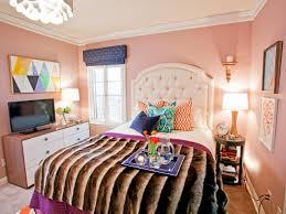 Colorful Master Bedroom Design On A Dime Photos Design On A Dime Hgtv