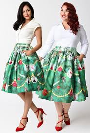 christmas skirt unique vintage christmas tree skirt