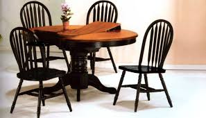 round pedestal dining table with butterfly leaf 42 round pedestal table with butterfly leaf 4 chairs black