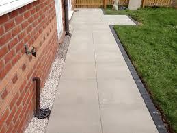 Garden Slabs Ideas Paving Wales Nw Contractors