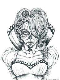 coloring pages skulls skull and roses coloring pages skull and roses