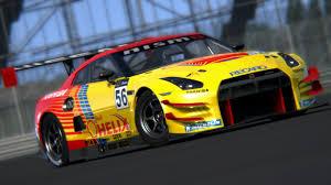 Nissan Gtr Yellow - assetto corsa shell helix nissan gtr gt3 by t0mmy36888