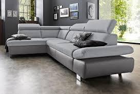 sofa mit ottomane gala collezione polsterecke mit ottomane und wahlweise mit