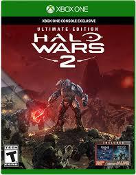 amazon com halo wars 2 ultimate edition xbox one halo wars 2