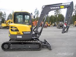 volvo usa used volvo ecr58d uusi mini excavators u003c 7t mini diggers for