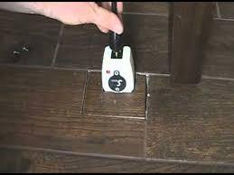 breakaway floor outlet