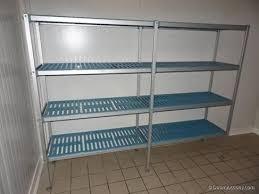 etagere pour chambre froide etagère pour chambre froide marque tournus equipement quantité