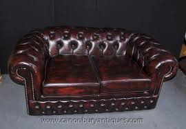 Chesterfield Sofa Leather by Chesterfield Sofa Ebay Leather Sectional Sofa