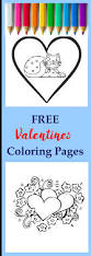 valentines free coloring pages for kids cheer and cherry