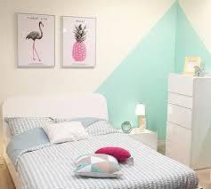 couleur mur chambre fille couleur mur chambre ado fille 1 am233nager une