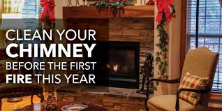 clean your chimney before the first fire this year