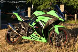 kawasaki downhill pinned kawasaki ninja 300 project part ii motorcycle usa