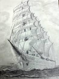 sailing ships drawing sleeve designs pinterest ship drawing